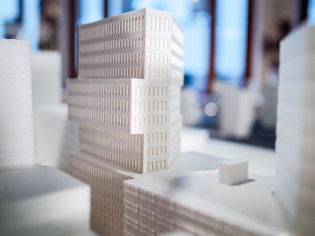Modell av Brick Studios
